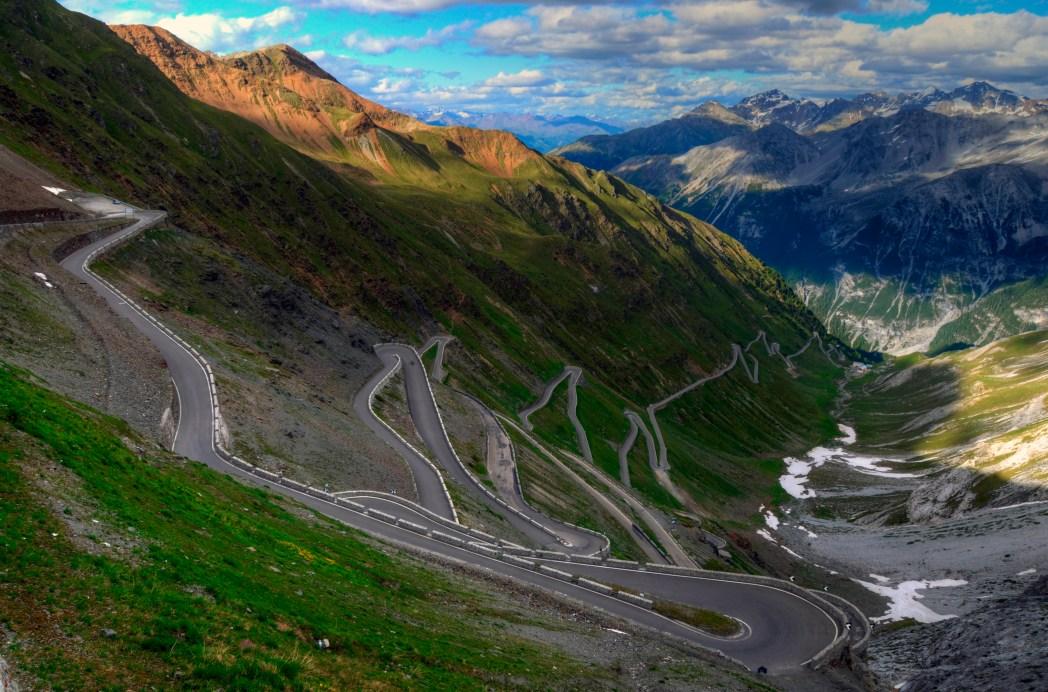 Die berühmtesten Straßen der Welt: Stelvio Pass, Italien