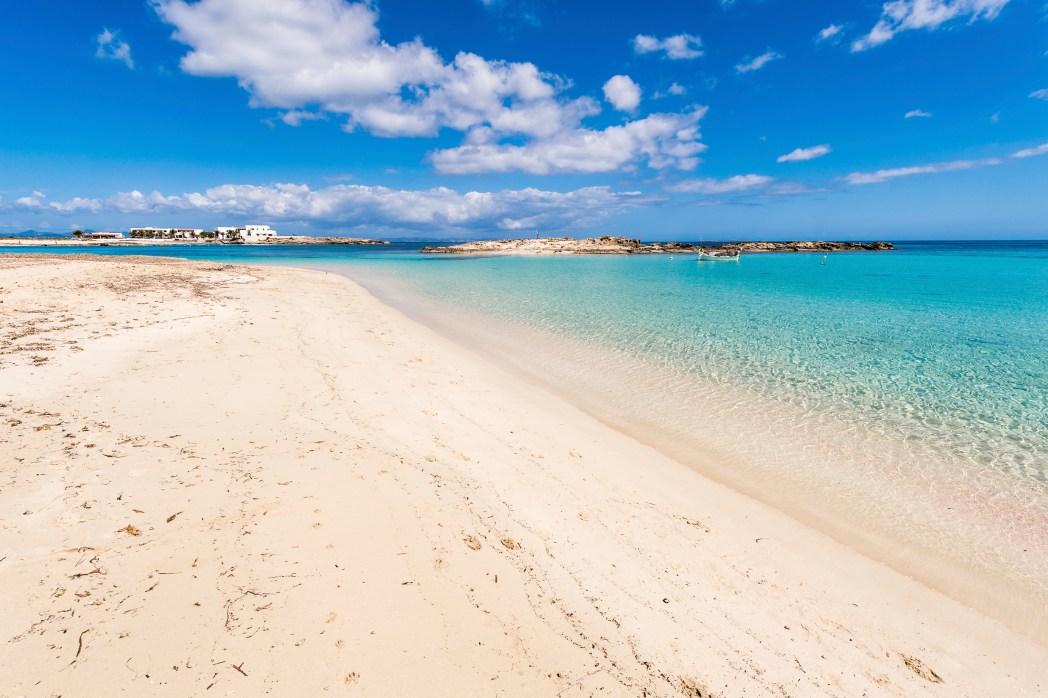 Die schönsten Strände der Balearen: Formentera