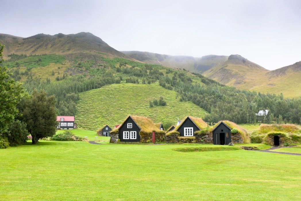 Orte, an denen ihr eine Zombi-Apokalypse überleben könntet: Island, Europa, Insel, Atlantik