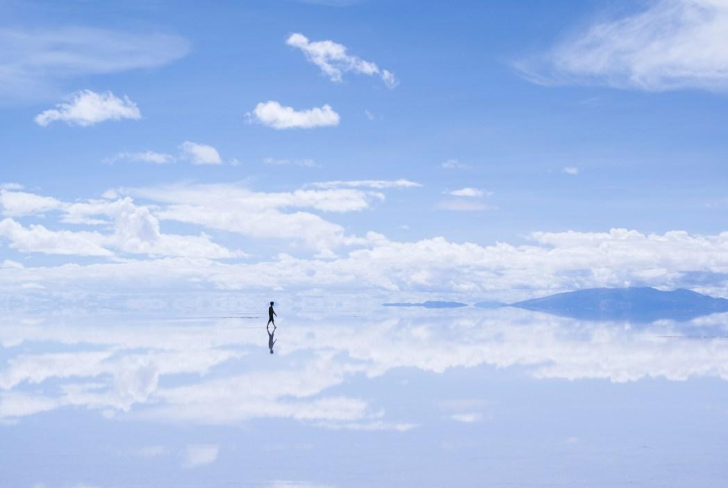 Die 20 spektakulärsten Wunder der Natur: Salar de Uyuni in Bolivien