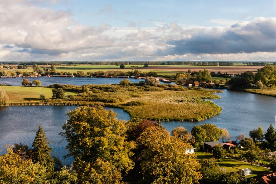 Deutschlands schöne Orte in der Natur: Mecklenburger Seenland