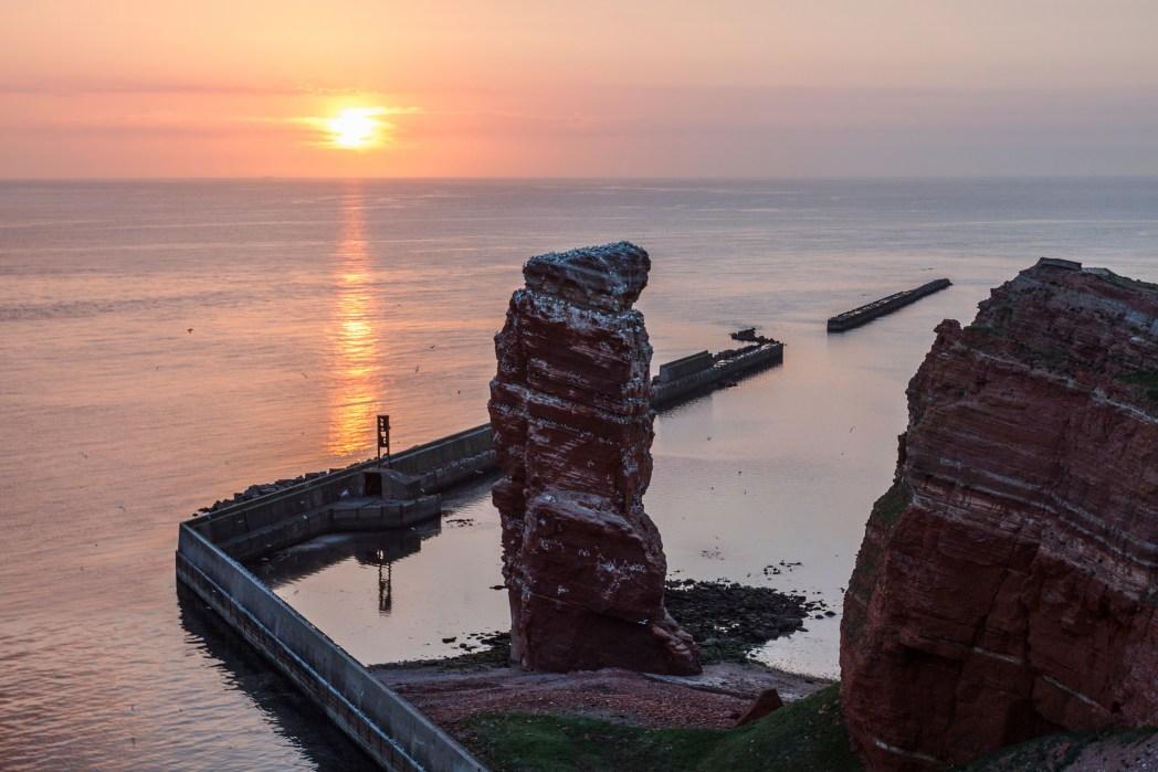 Die schönsten Orte Deutschlands: Lange Anna, Helgoland, Schleswig-Holstein
