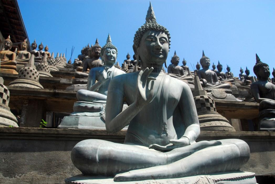 Die schönsten Sehenswürdigkeiten in Colombo: Entdeckt den buddhistischen Tempel Gangaramaya