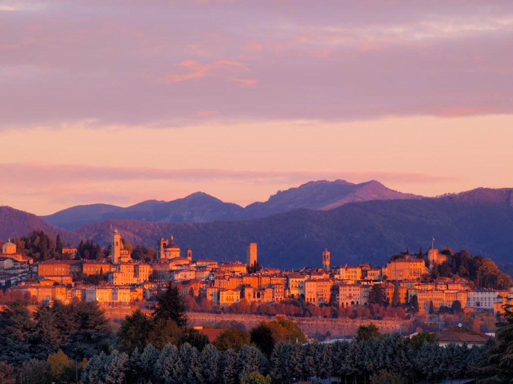 Geheimtipp Italien: Städte abseits der Touristenpfade: Bergamo