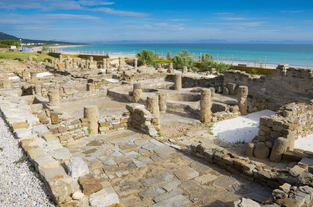 Die schönsten Strände in Spanien: Playa de Bolonia, Jerez, Andalusien