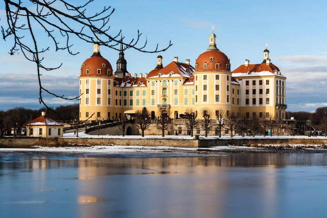 Die schönsten Schlösser und Burgen Deutschlands: Schloss Moritzburg, Dresden, Sachsen
