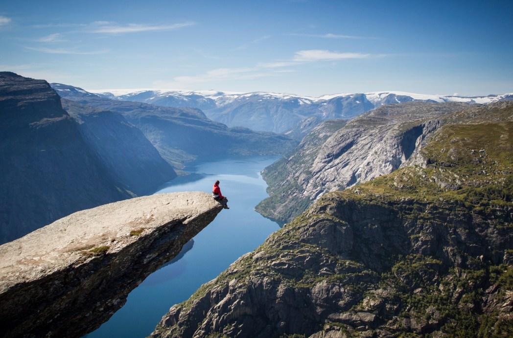 Sehenswürdigkeiten in Norwegen: Trolltunga