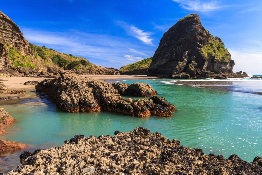 Die besten Road Trips durch Neuseeland: Von Whakatane nach Auckland