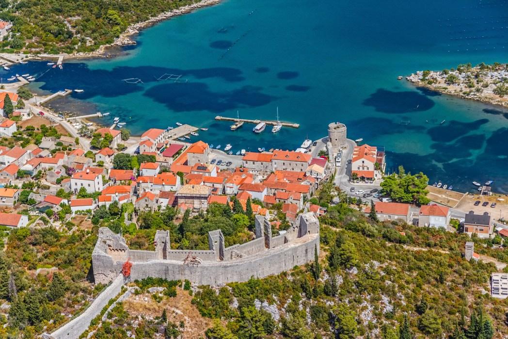 Game of Thrones Drehorte in Kroatien: Ston