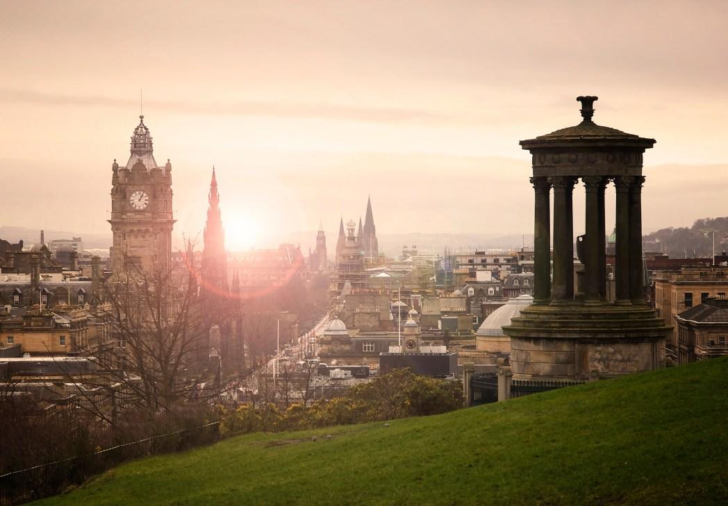 Harry Potter Drehorte: Edinburgh, Schottland