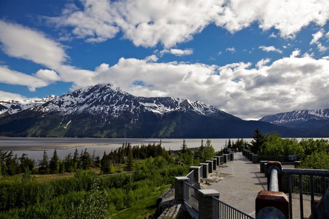 Dramatische Road Trips: Seward Highway Alaska