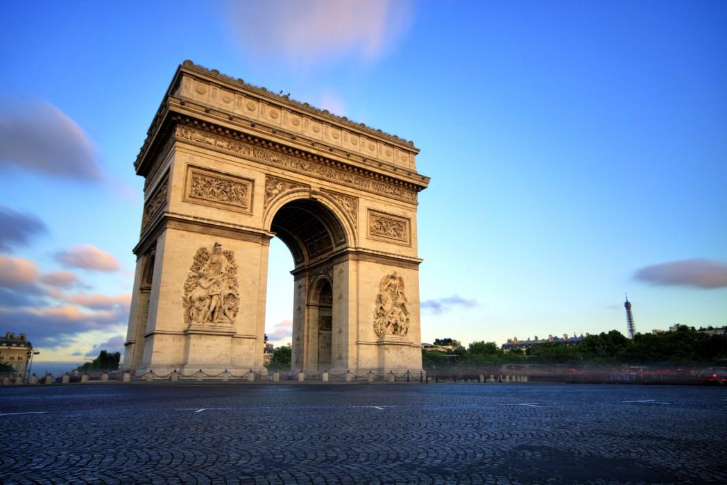 Top-Sehenswürdigkeiten in Paris: Triumphbogen