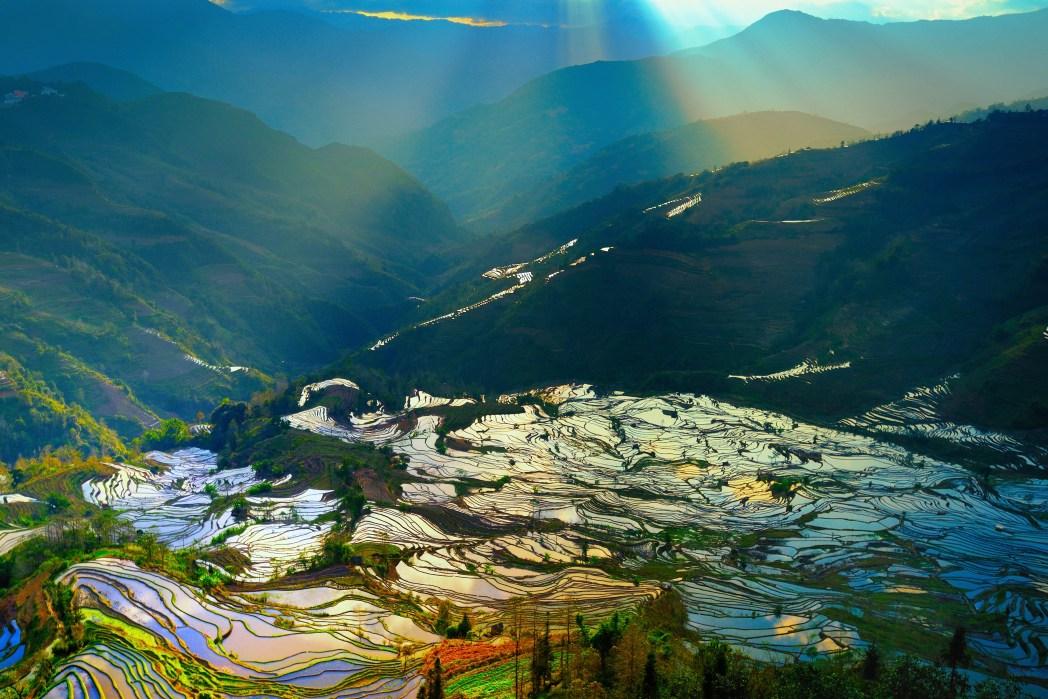 Top-Sehenswürdigkeiten in China: Yunnan