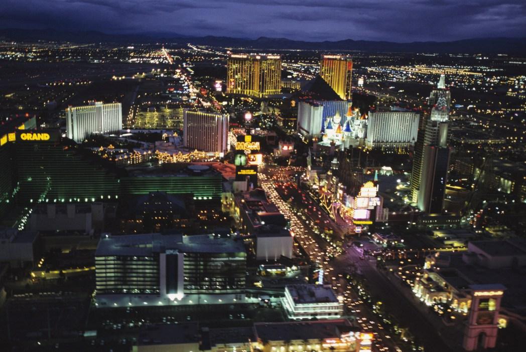 Die berühmtesten Straßen weltweit: Las Vegas Boulevard South, Nevada, USA