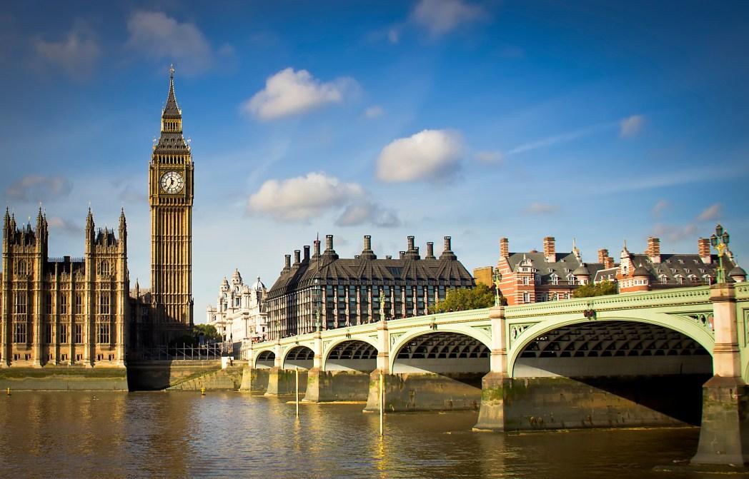 London Großbritannien