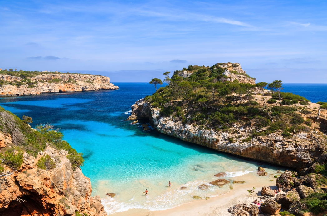 Die schönsten Strände der Balearen: Mallorca