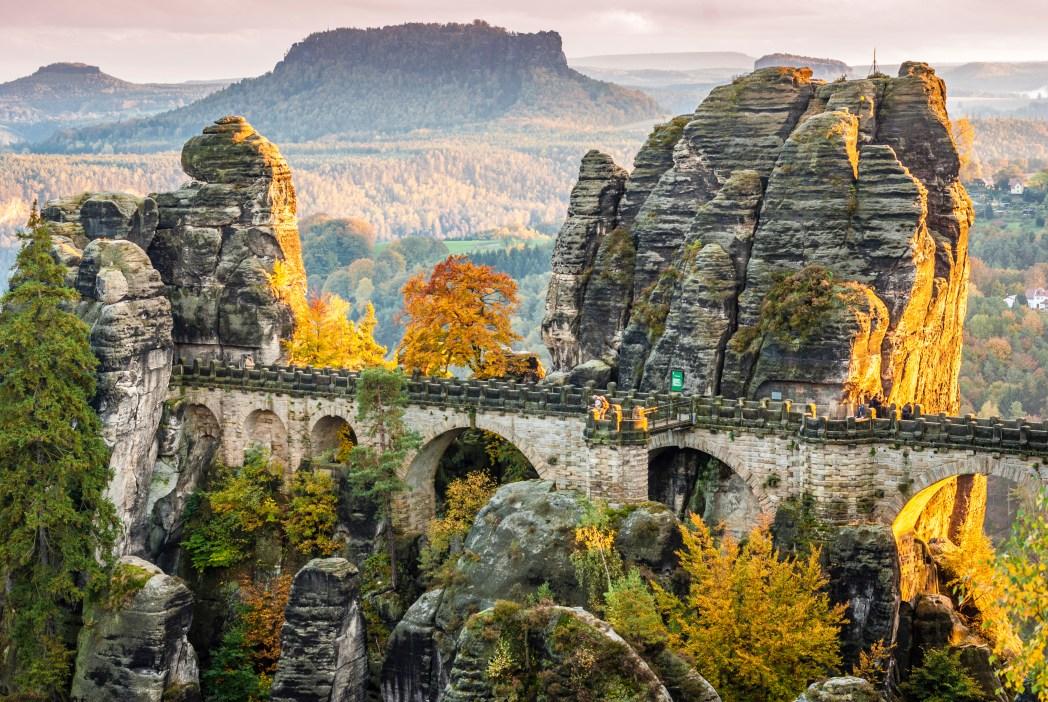 Sächsische Schweiz, Elbsandsteingebirge, Sachsen