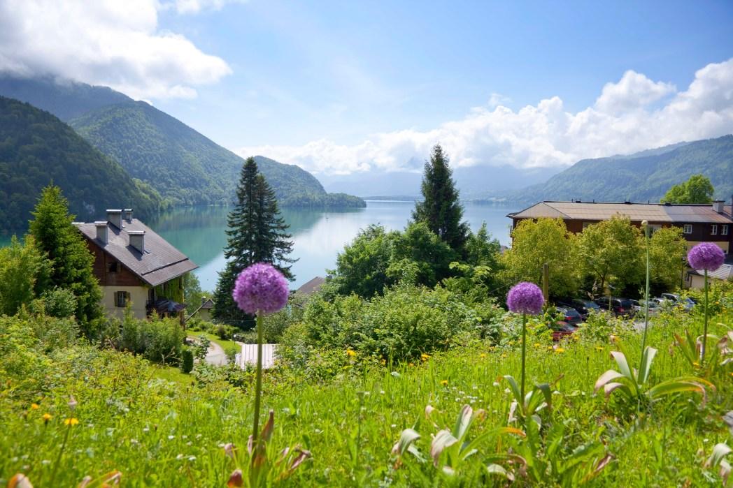 Die schönsten Seen Österreichs: Wolfgangsee (Salzburg & Oberösterreich)