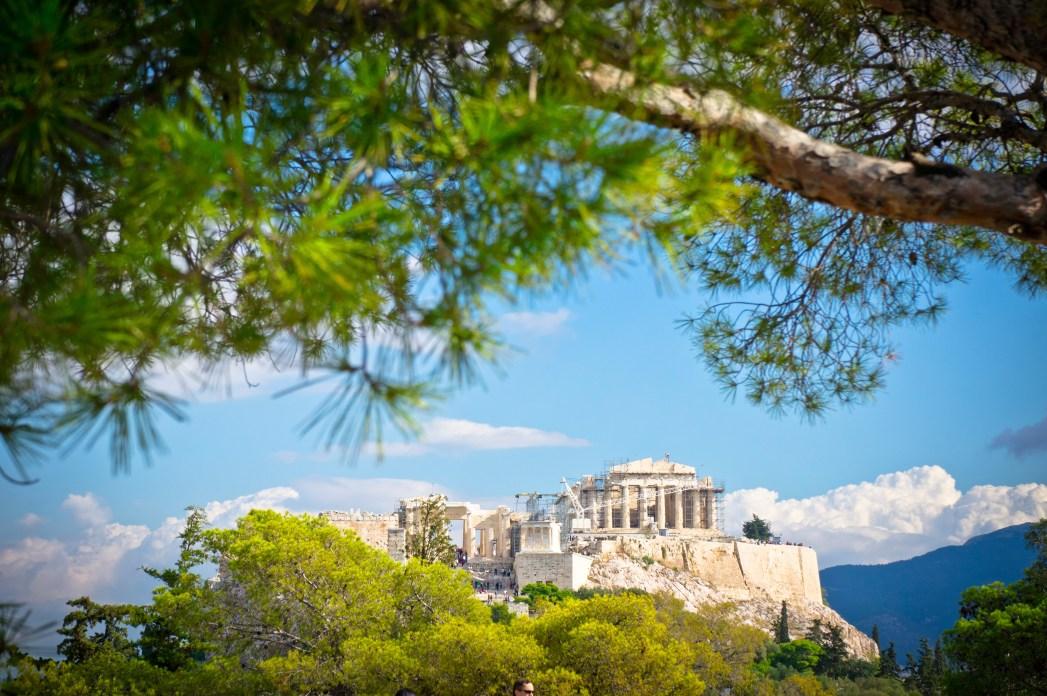 Top Reiseziele für März und April: Athen, Griechenland