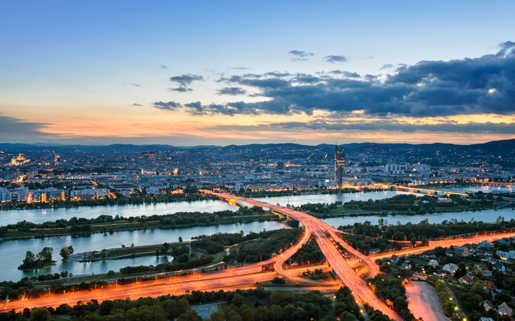 Top  Sehenswürdigkeiten in Wien: Donauinsel