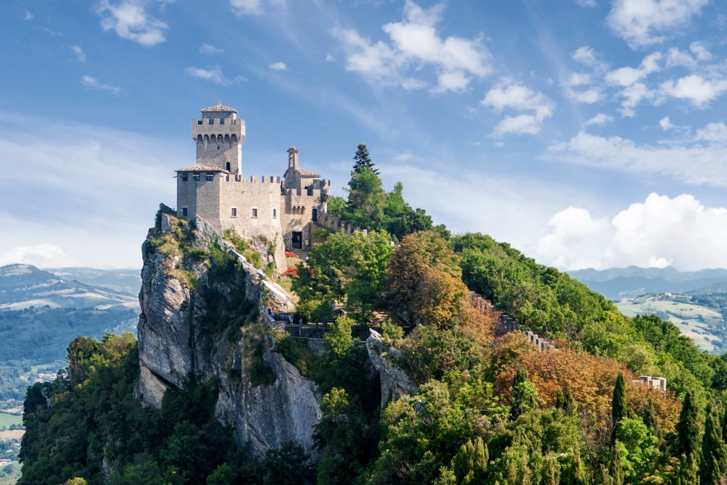 Die kleinsten Länder der Welt: San Marino