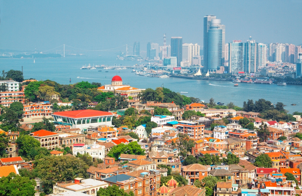 Top-Sehenswürdigkeiten in China: Xiamen