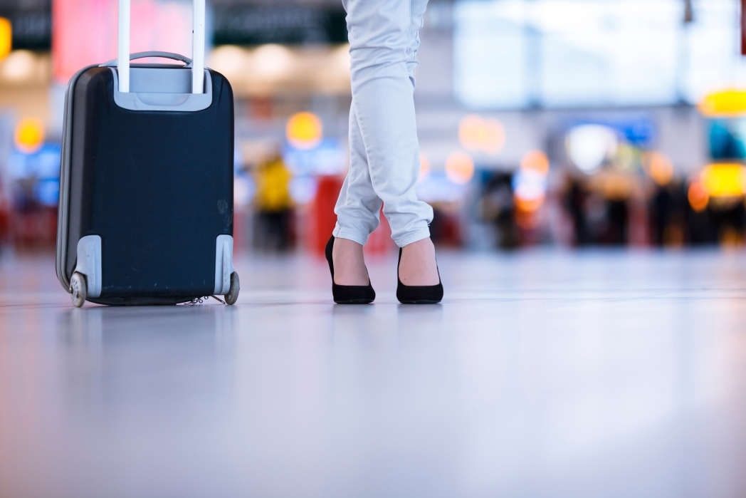 Überbuchung Flughafen