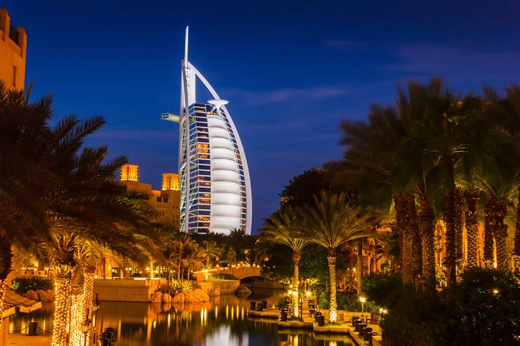 Klischee-Reisen für die Bucket List: Sieben-Sterne-Hotel in Dubai