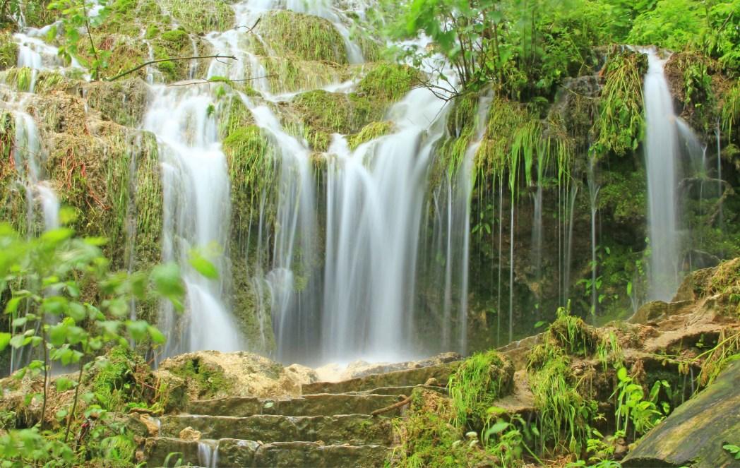 Naturwunder Deutschlands: Uracher Wasserfälle