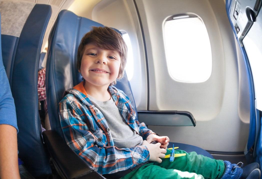 Sitzplatz Flugzeug