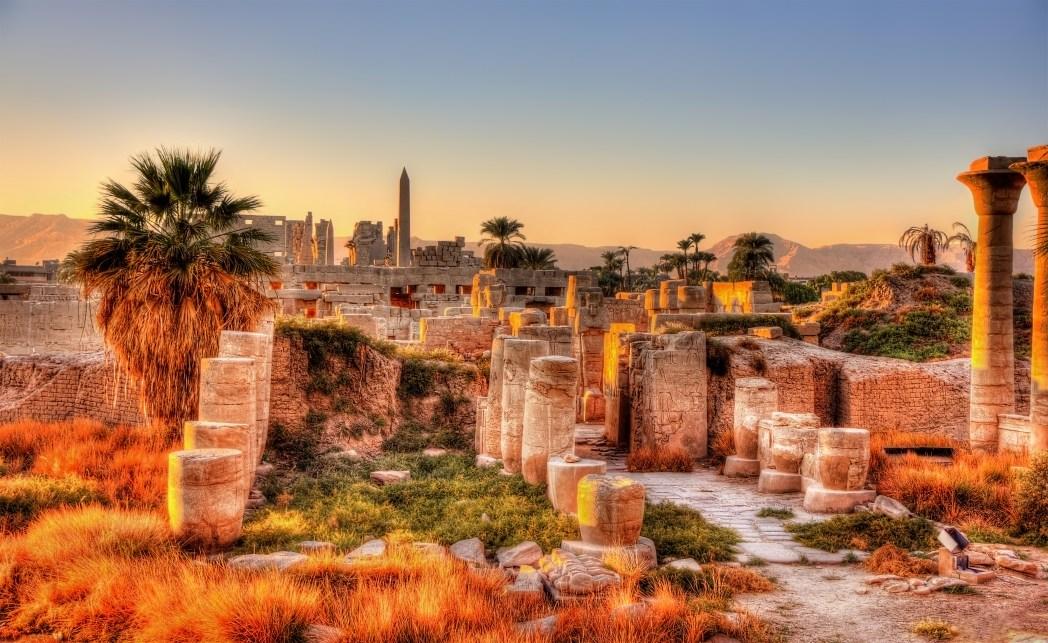 Die Top UNESCO Welterbestätten: Thebens Totenstadt in Ägypten