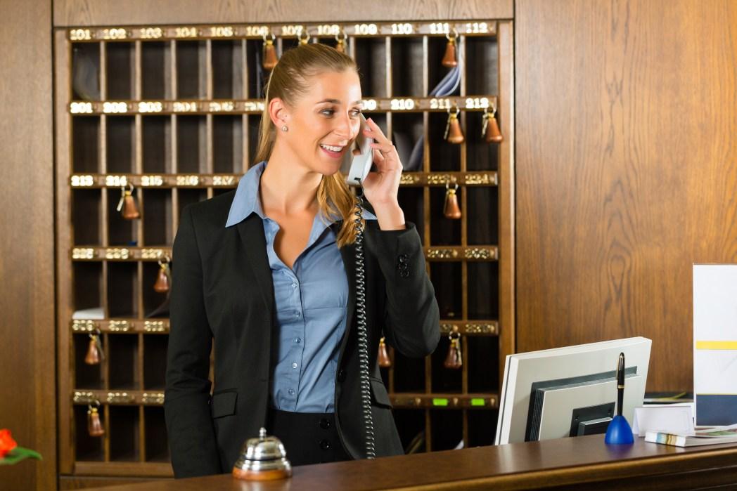 Hotel Rezeption: Was tun bei Problemen
