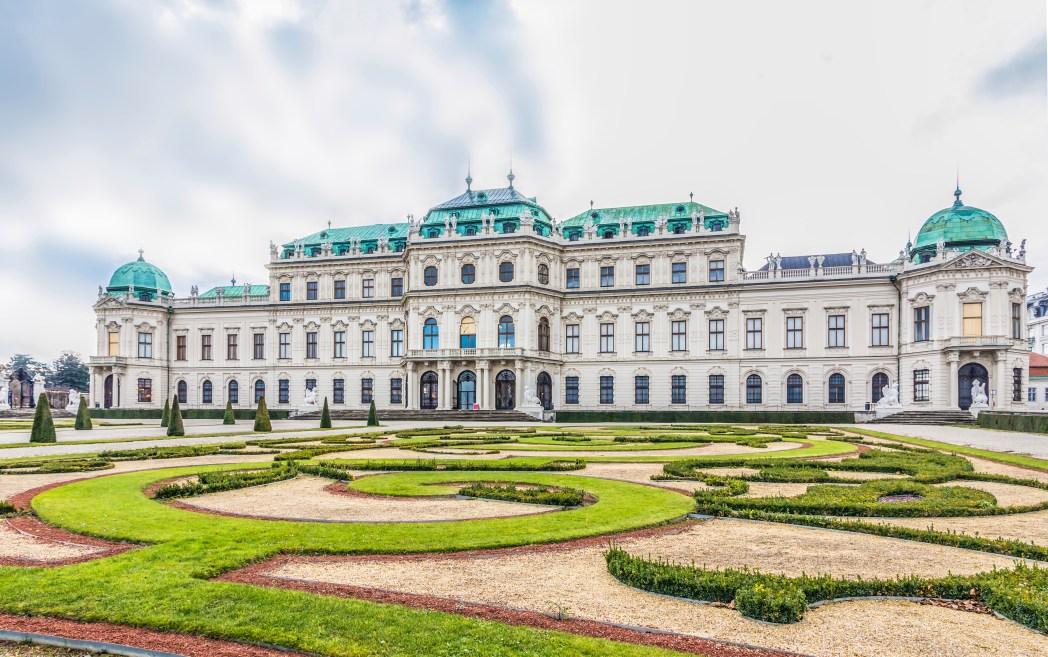 Top  Sehenswürdigkeiten in Wien: Schloss und Tiergarten Schönbrunn