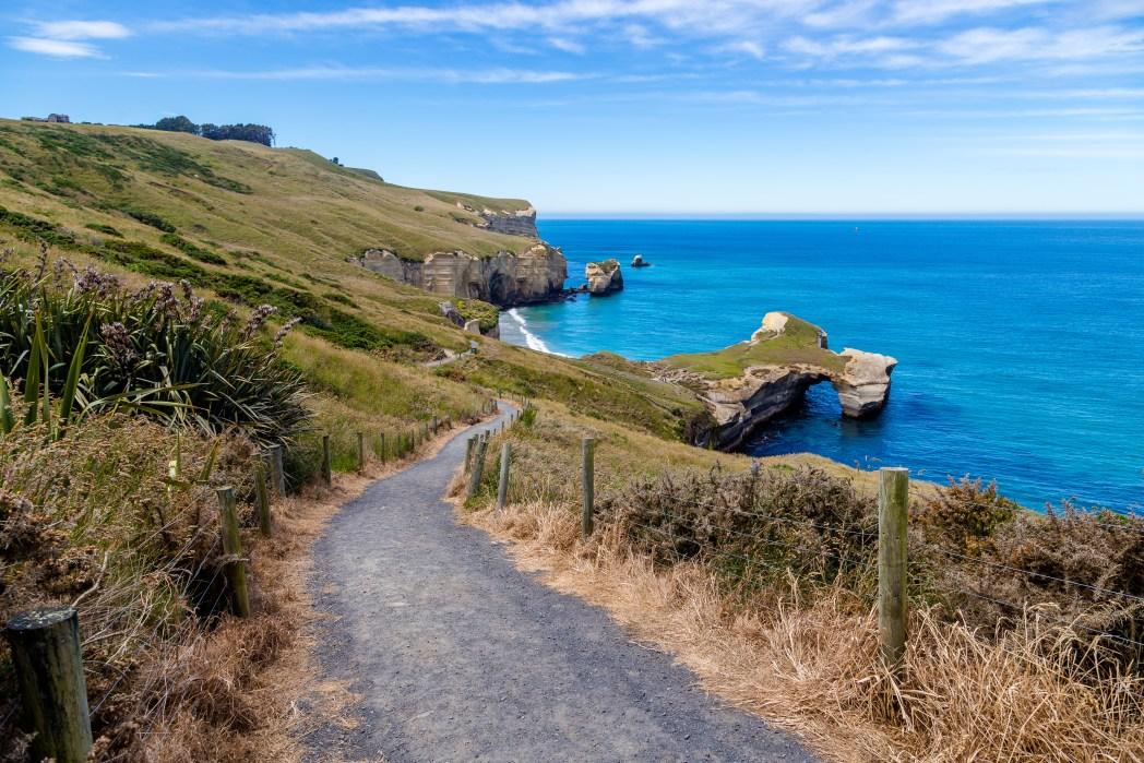 Die besten Road Trips durch Neuseeland: Von Wanaka nach Dunedin