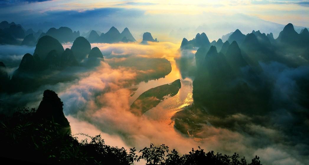 Top-Sehenswürdigkeiten in China: Li Jiang Fluss