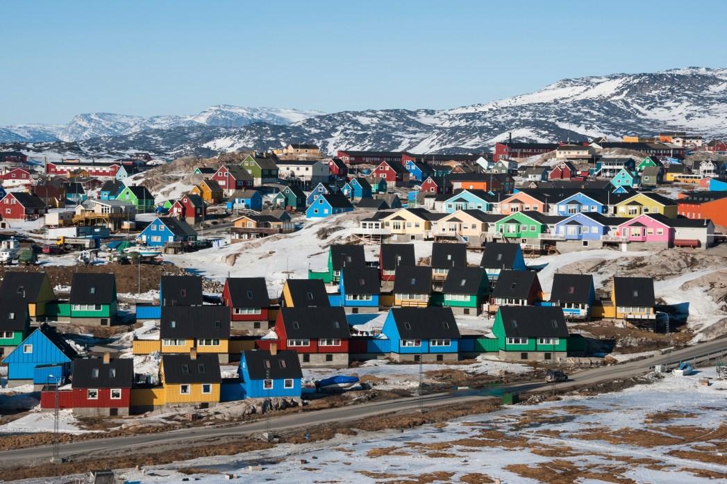 Orte, an denen ihr eine Zombi-Apokalypse überleben könntet: Ittoqqortoormiit, Grönland