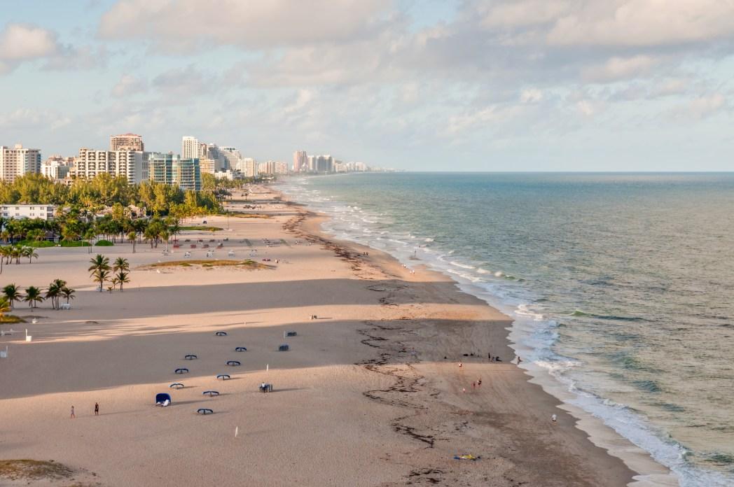 Die schönsten Strände der USA: Fort Lauderdale Beach, Fort Lauderdale, Florida