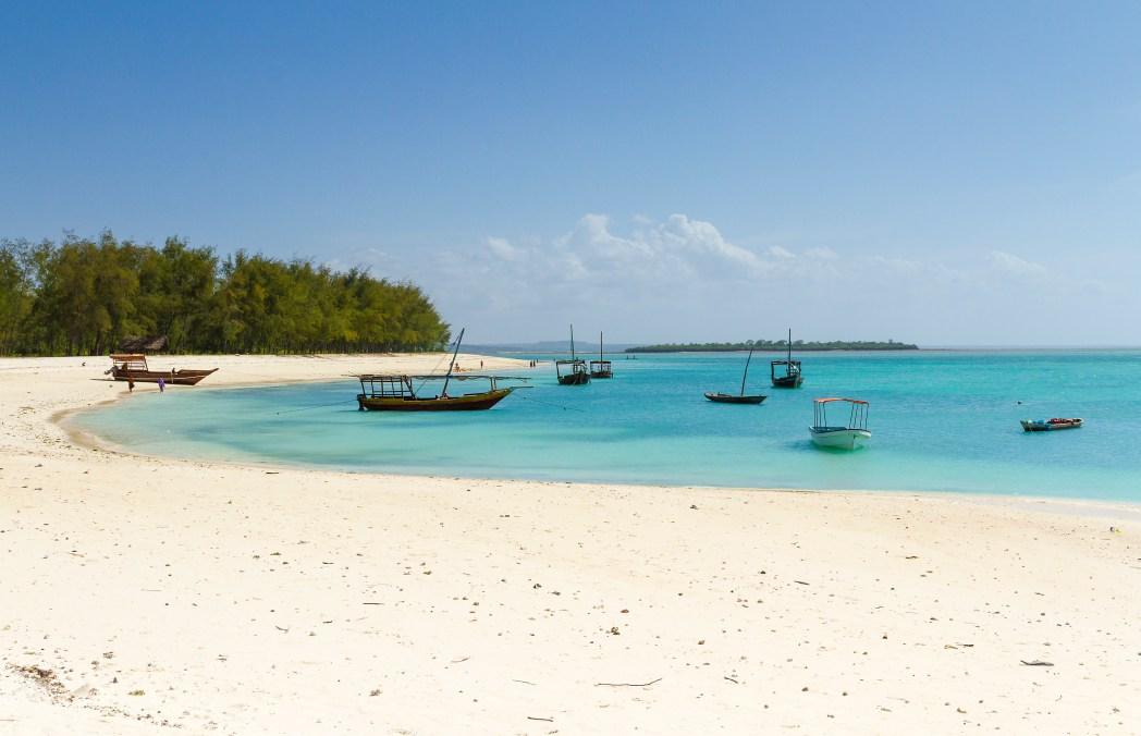 Strände Sansibar