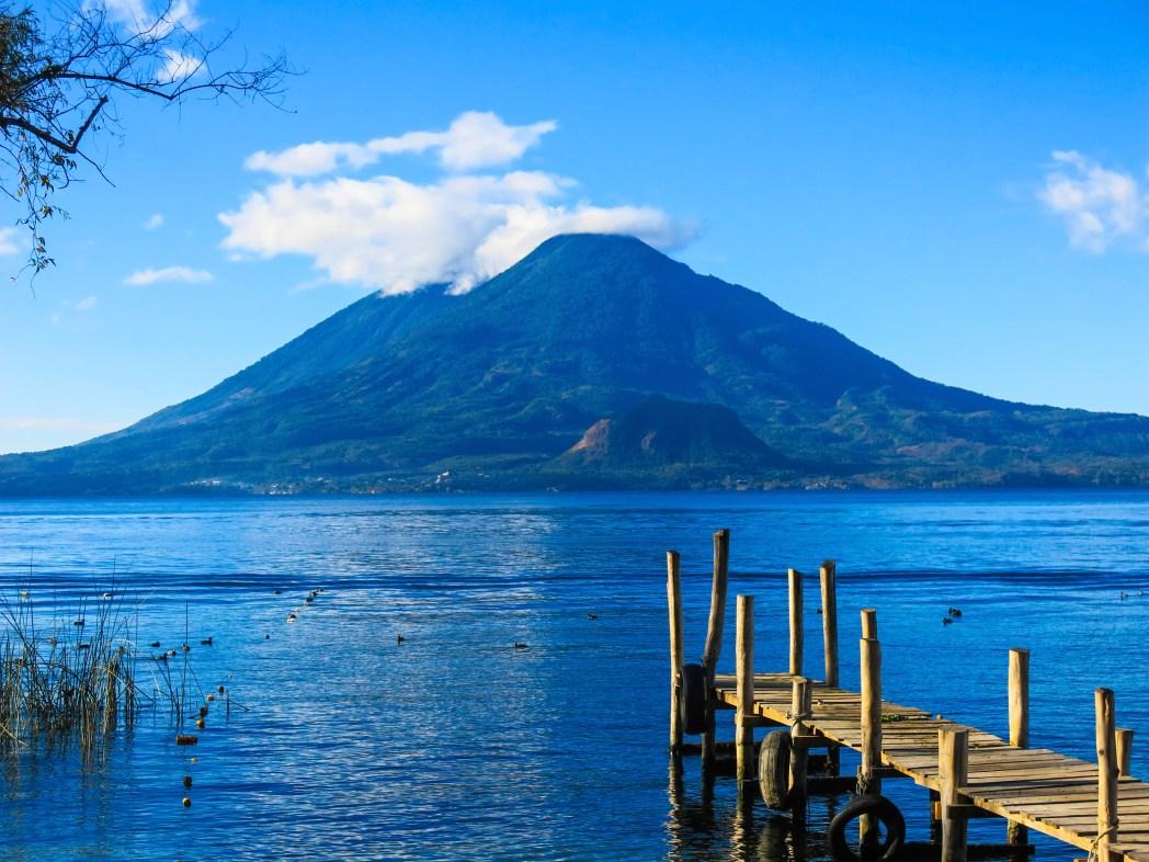Warm das ganze Jahr lang: Guatemala