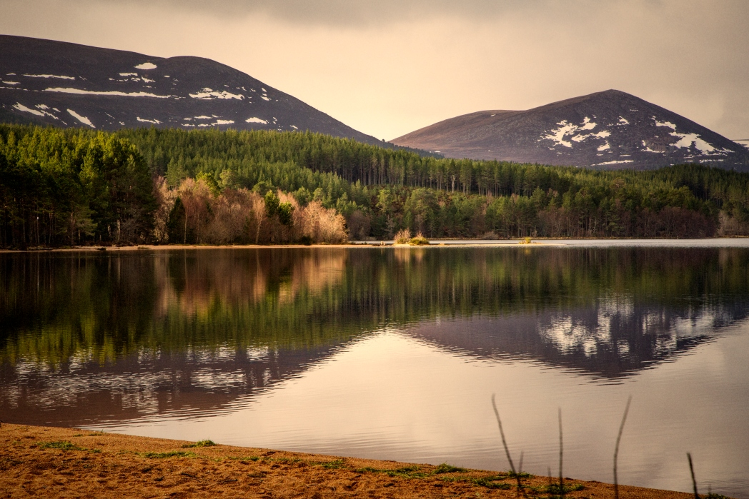 Die schönsten Nationalparks: Cairngorms in Schottland
