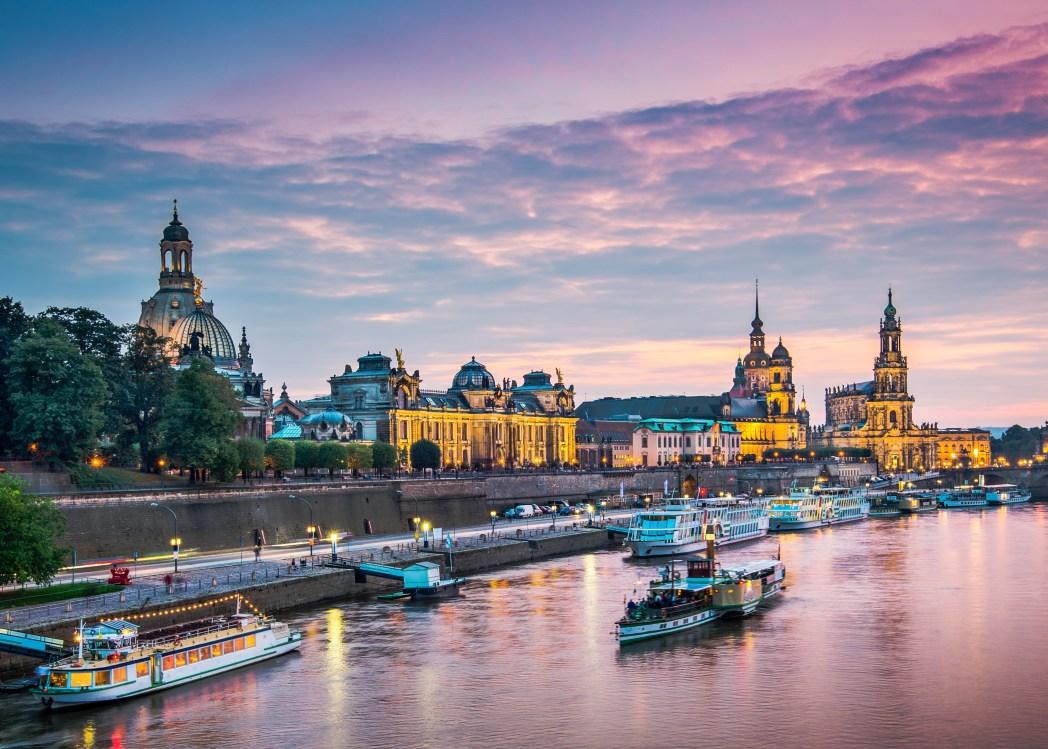 Oscar-Drehorte 2015: The Grand Budapest Hotel - Dresden