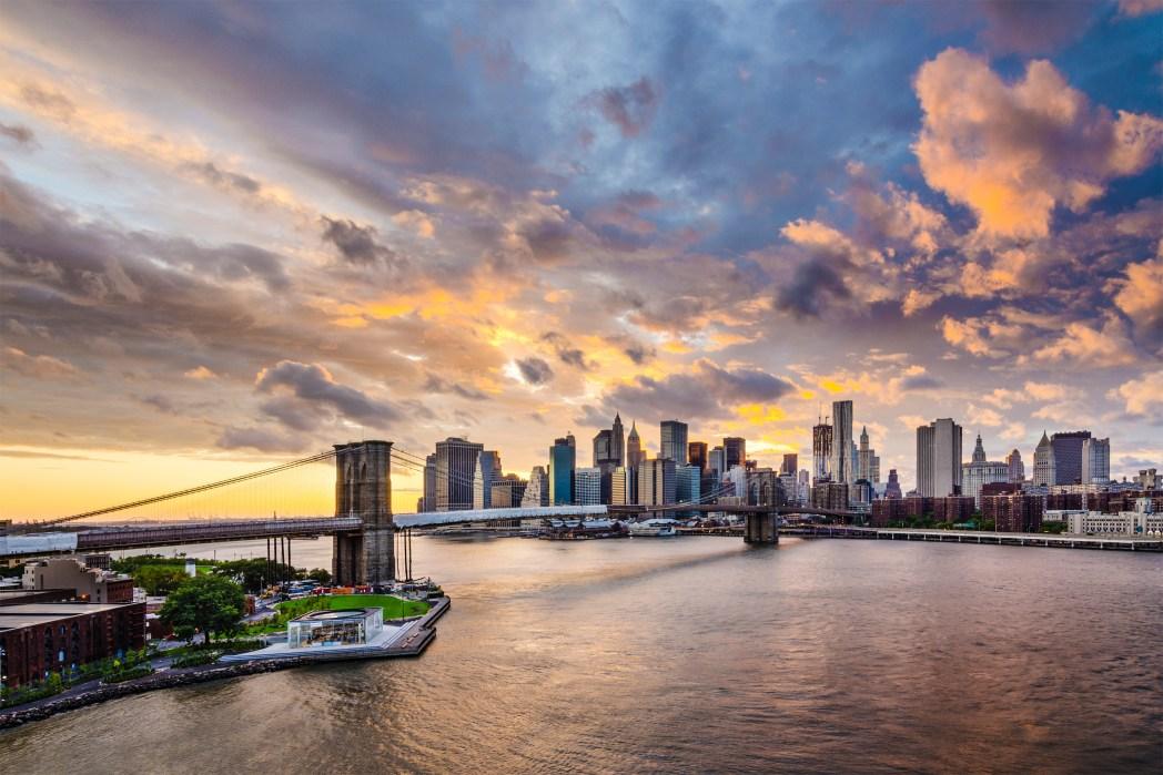 Günstige Langstreckenflüge: New York, USA