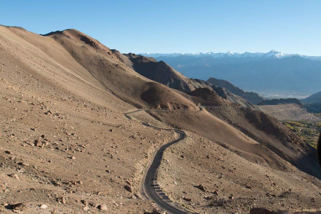 Dramatische Road Trips: Indien Leh-Manali Highway
