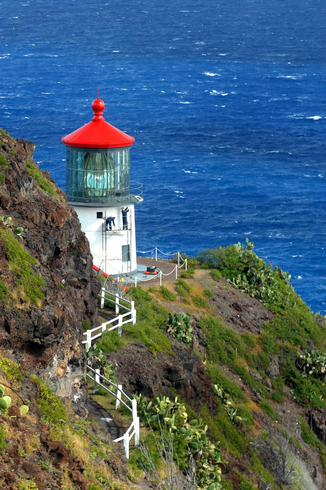 Die schönsten Sehenswürdigkeiten auf Hawaii: Makapuu Lighthouse Trail