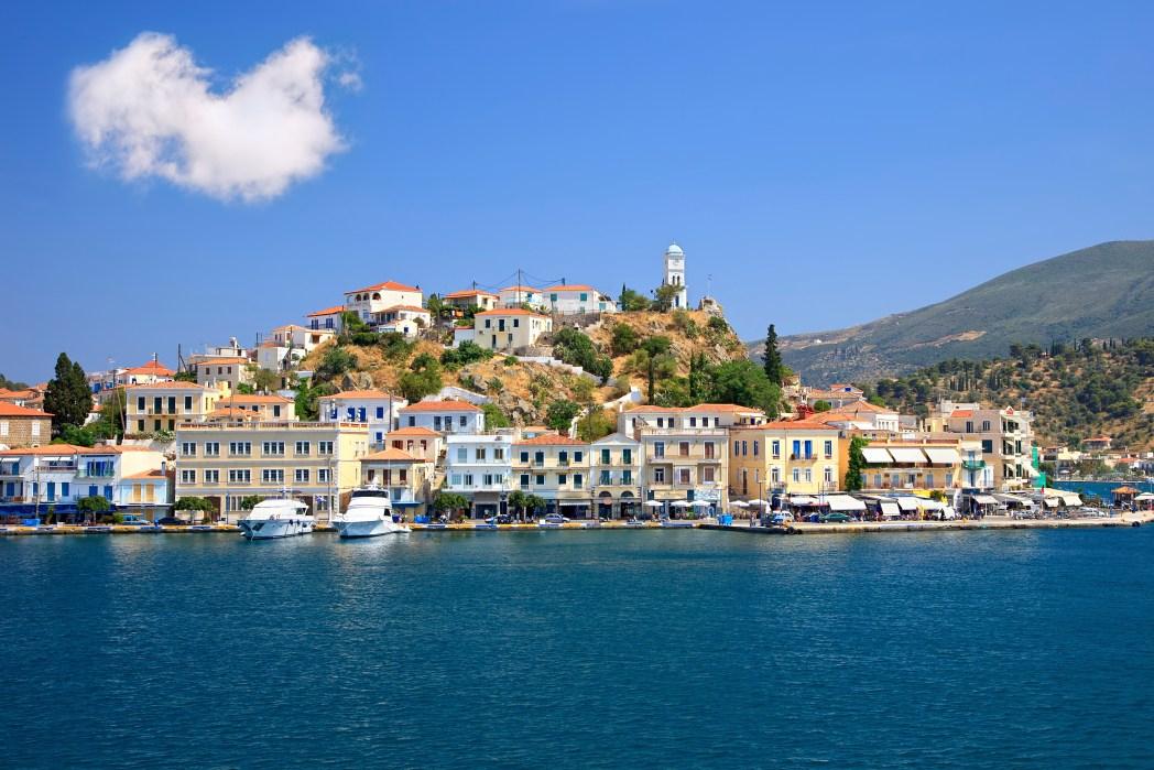 Geheime Inseln: Poros, Griechenland