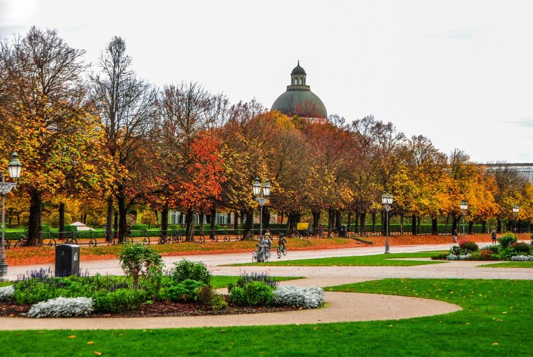 Die schönsten Städte Deutschlands: München