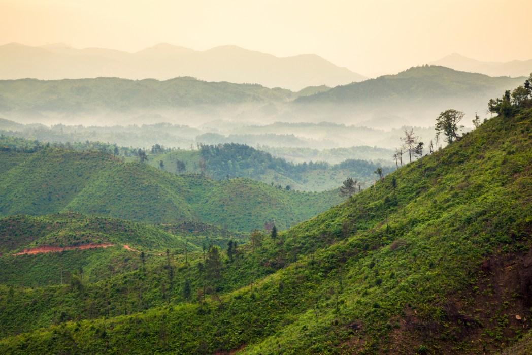 Die schönsten Plätze in China: Fujian