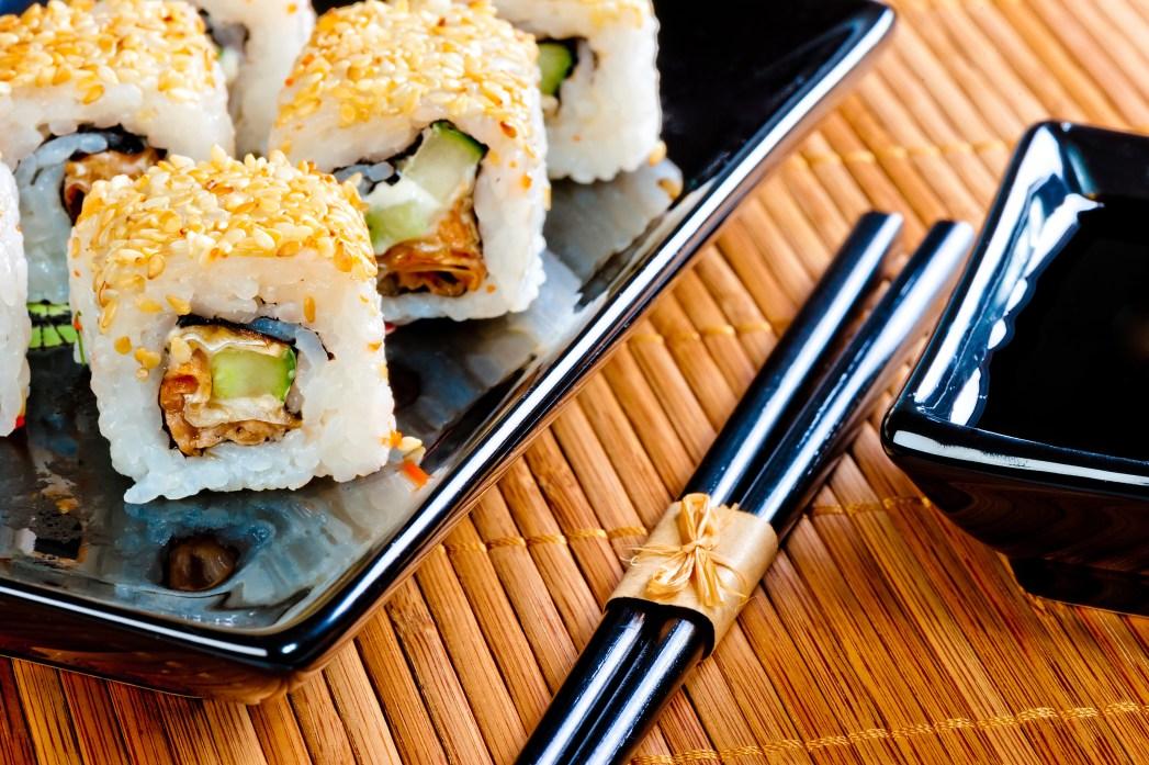 Die besten Souvenirs aus Asien: Essstäbchen für Sushi und mehr