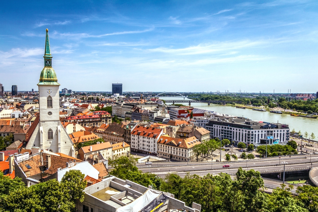 Trendstadt Bratislava