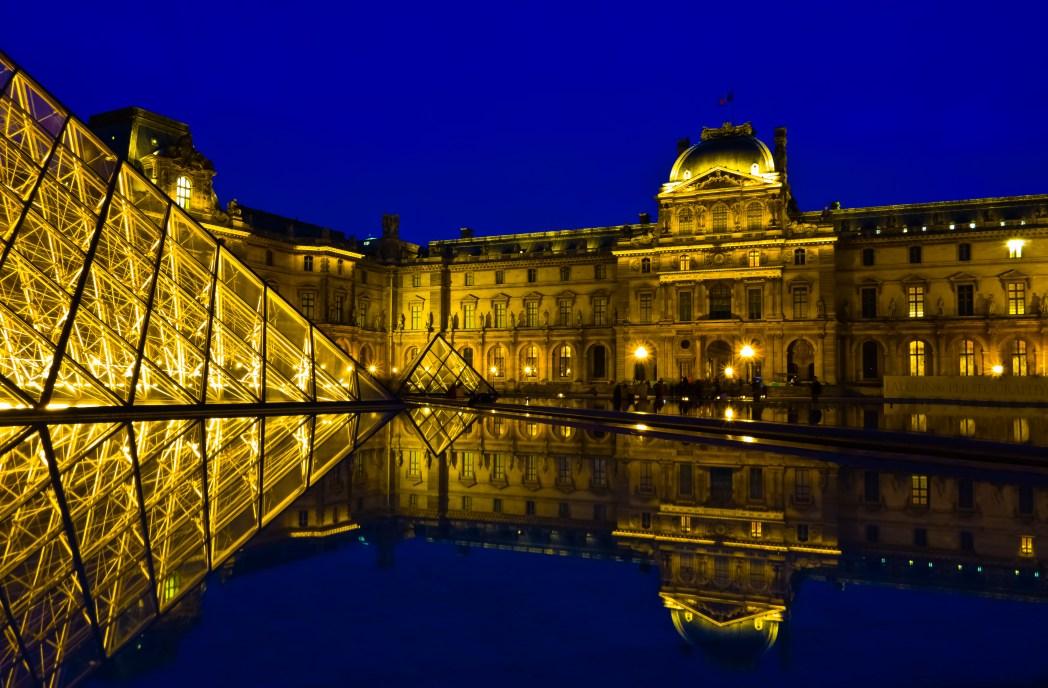 Top-Sehenswürdigkeiten in Paris: Louvre